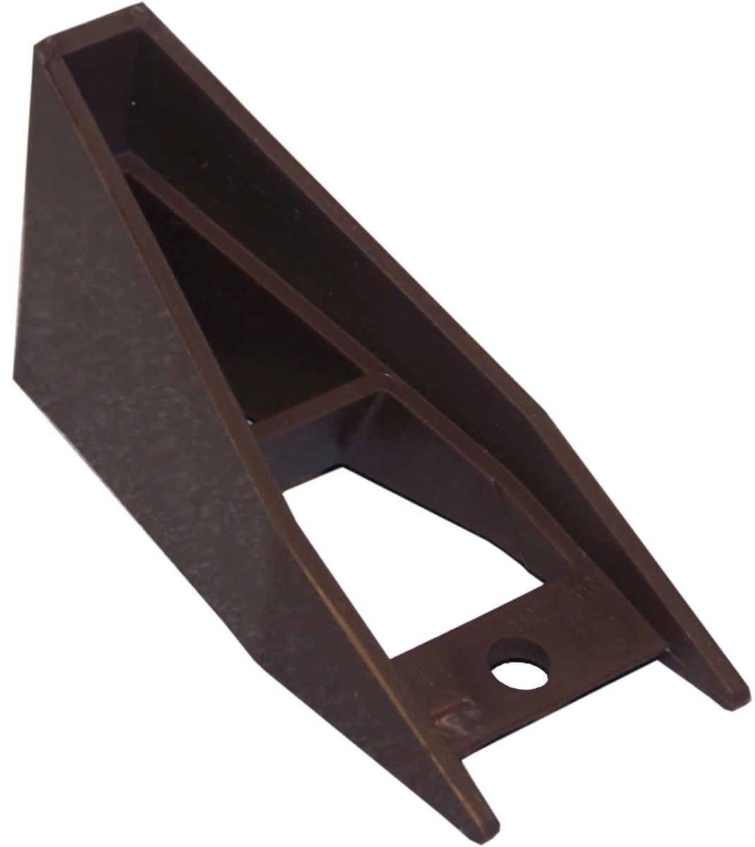 Genova Rb112 Raingo Brown Vinyl Gutter Bracket Spacer Pack