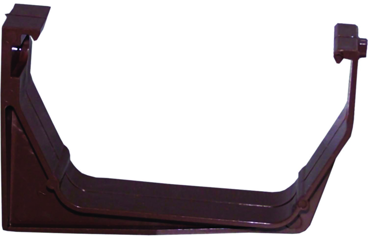 Genova Rb106h Raingo Brown Vinyl Heavy Load Gutter Bracket