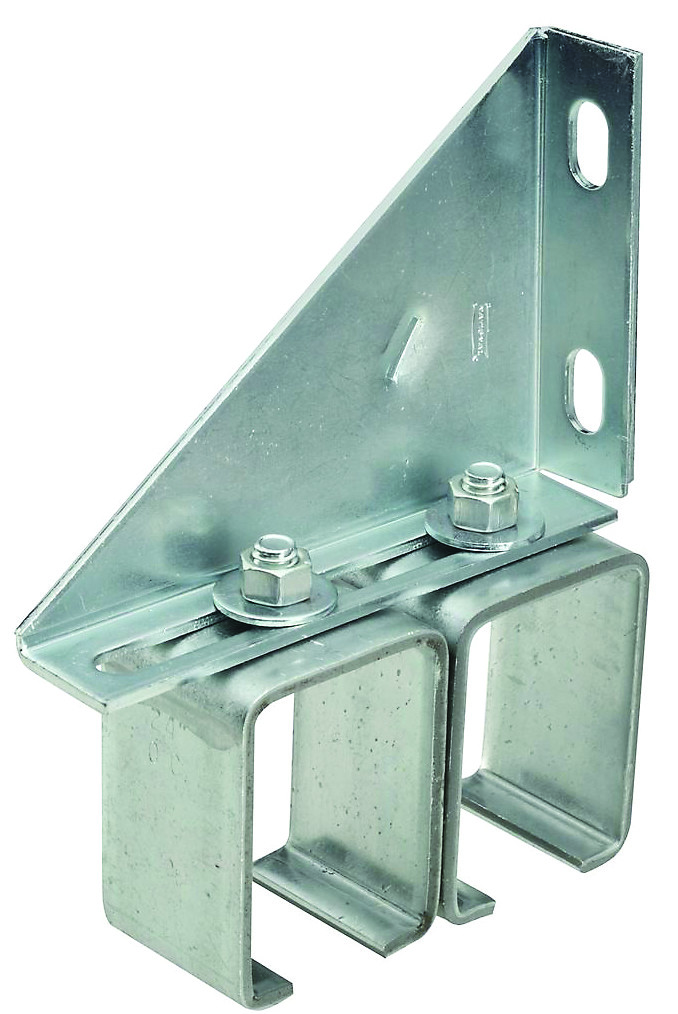 Stanley national n wall mount galvanized