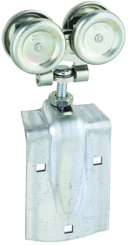 National Hardware N168 815 Flexible Box Track Hangers With Straps