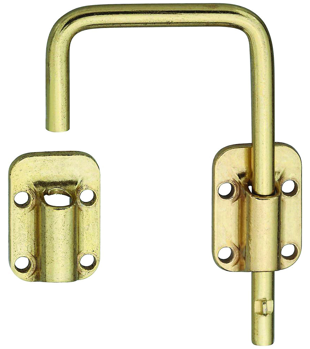 National Hardware N239 004 2 12 Inch Brs Dr Latch 038613239005 2