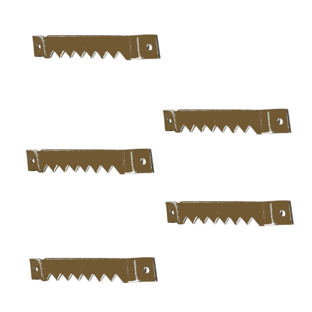 OOK 50203 20-Pound Steel Sawtooth Ring Hangers,