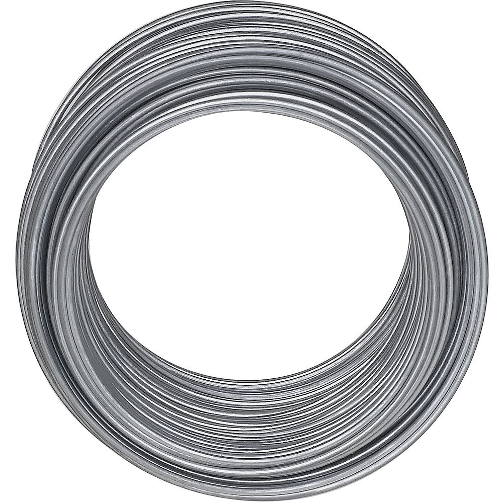 Stanley National N264-762 Galvanized Steel Wire 18 Gauge By 110 Feet ...