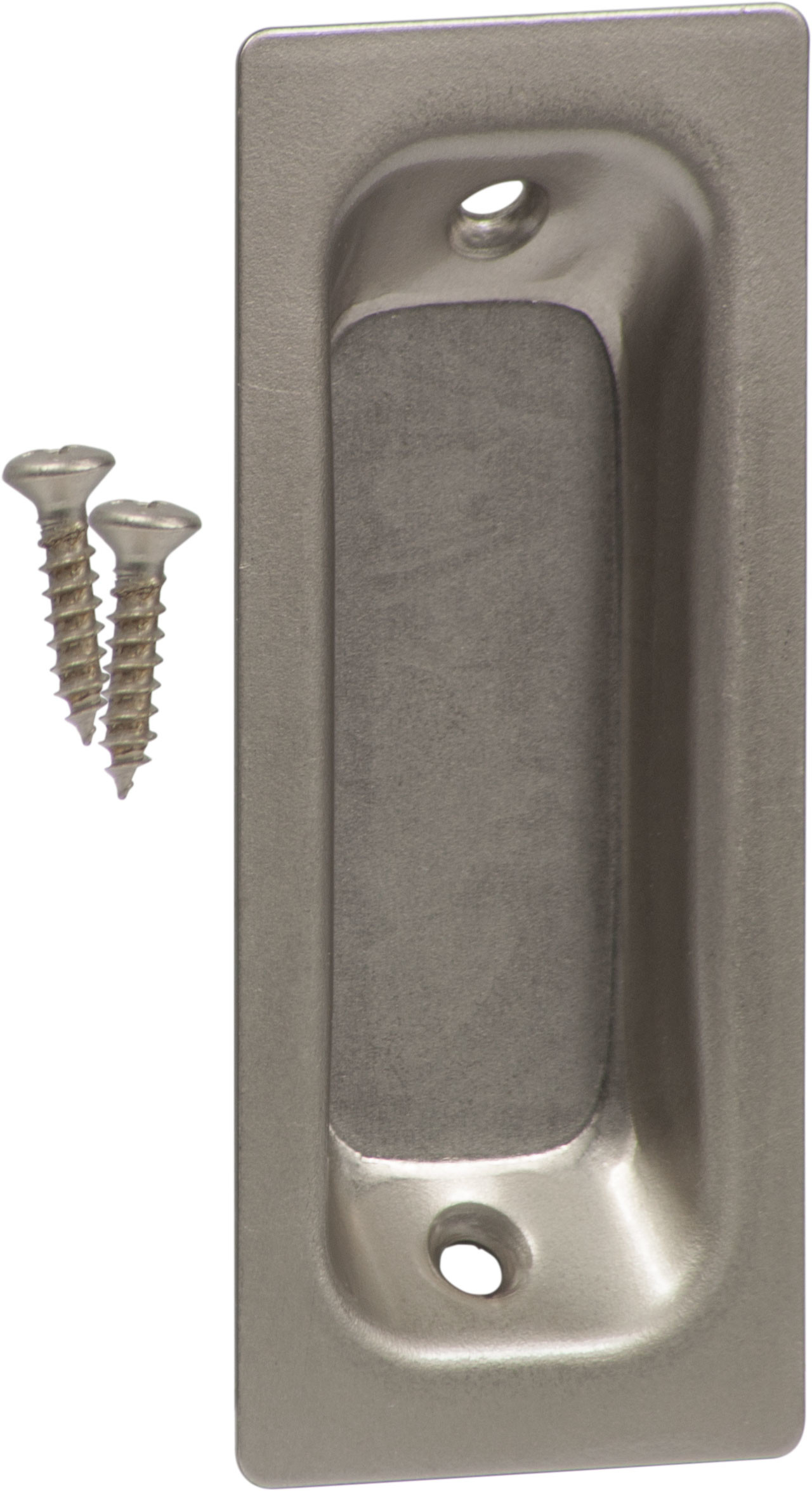 Picture of: National Hardware N335 588 Oblong Flush Door Pull 1 3 8 By 3 1 4 Inch Satin Nickel 038613335585 3