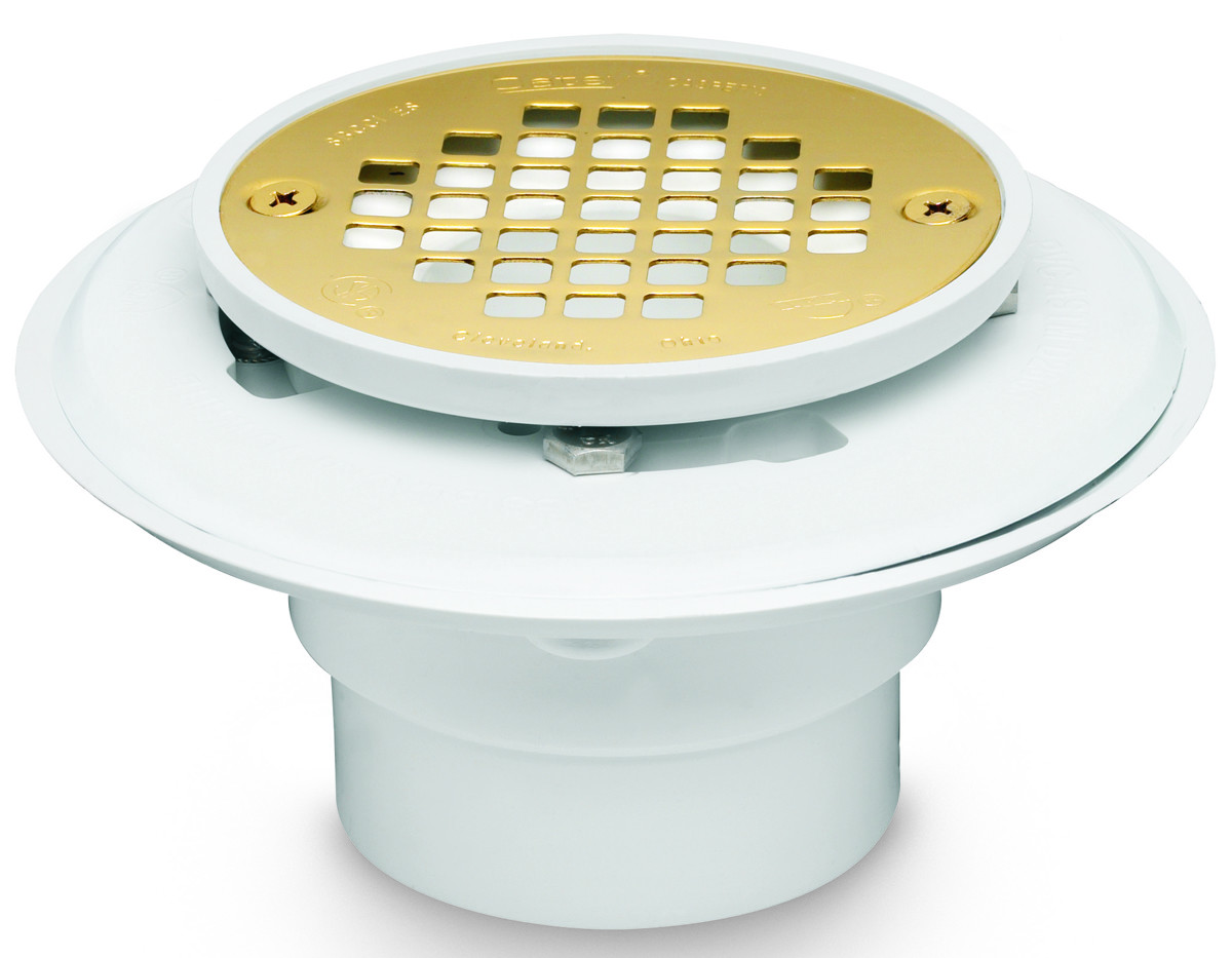 ... 3 Inch Brass Shower Drain. Tap To Expand