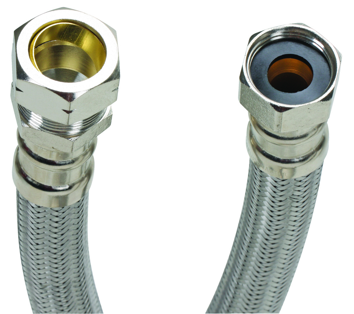 Stainless Steel Water Heater Supply Line