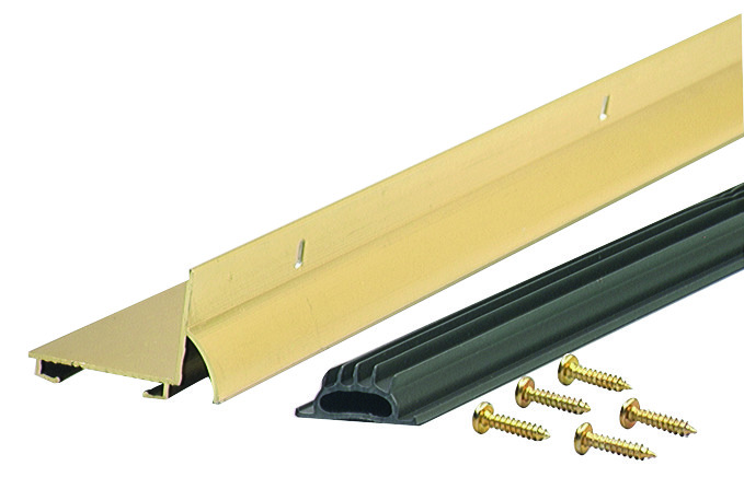 Md Building Products 06098 Gold Aluminum And Vinyl L Drip