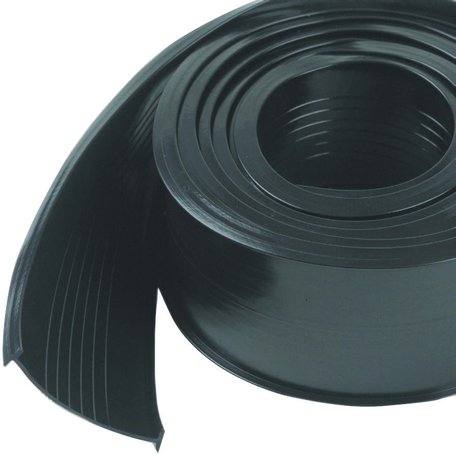 Md Building Products 08462 Vinyl Replacement 18 Foot Black Garage