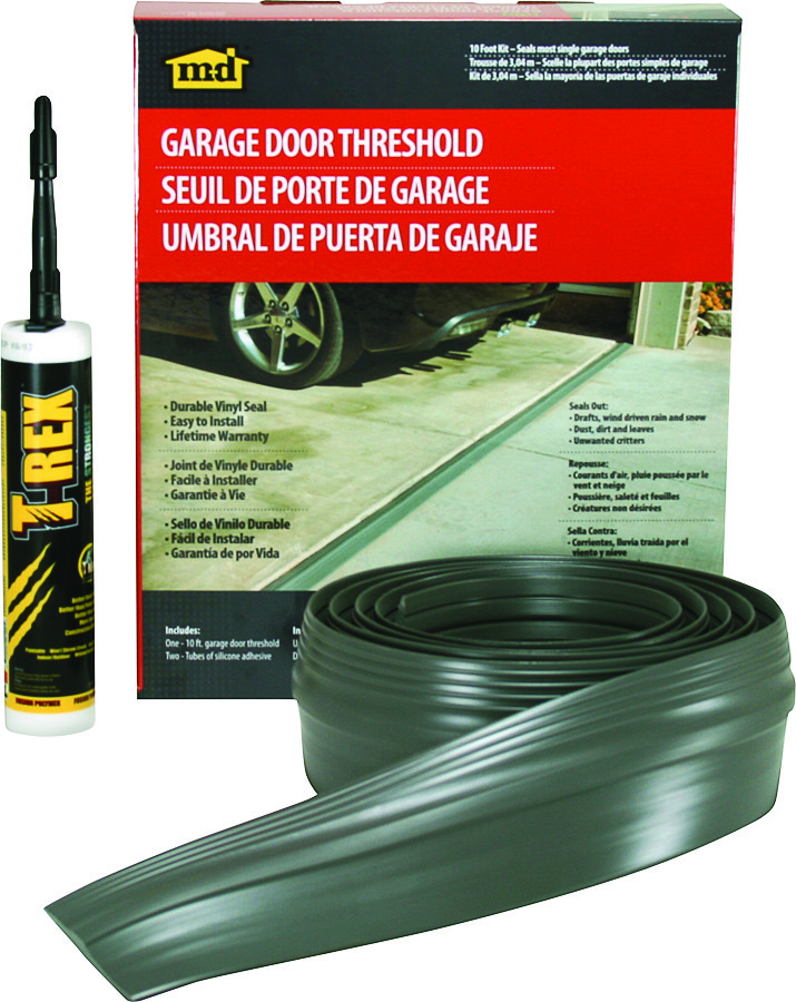 Md Building Products 50100 10 Foot Garage Door Threshold