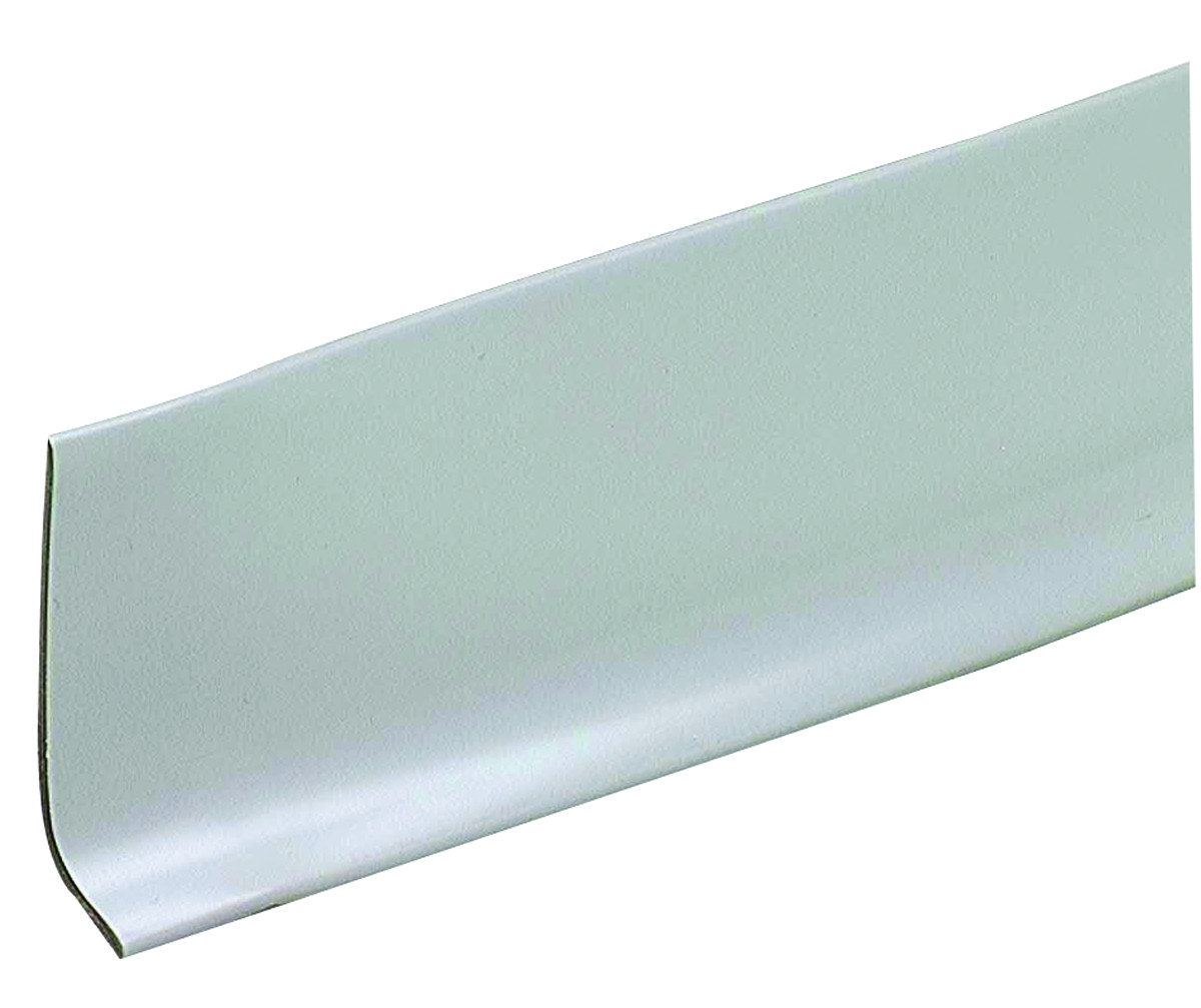 M-D Building Products 75697 2-1//2-Inch by 4-Feet Dry Back Vinyl Wall Base White
