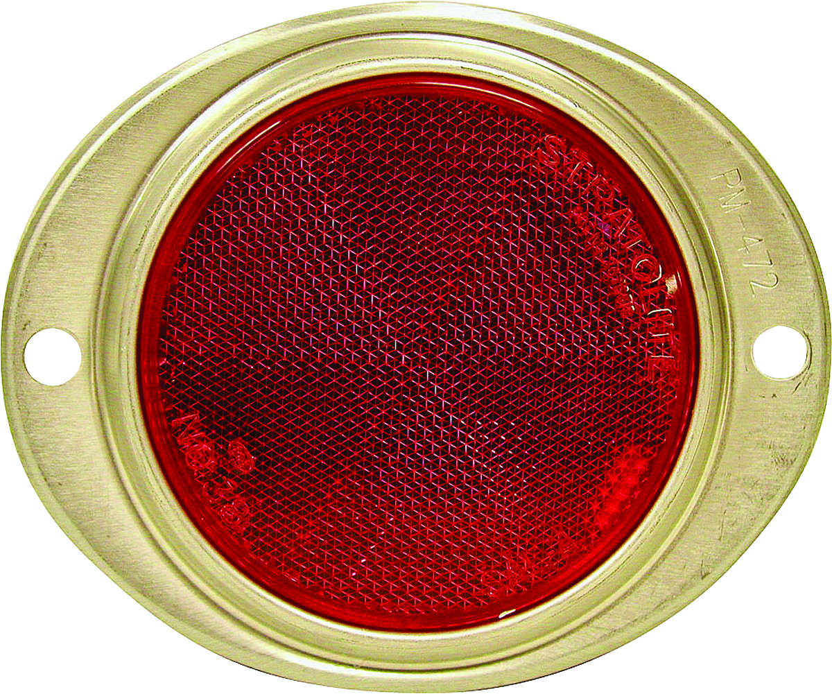 Peterson V472R Peterson V472r 2-Hole Automatic Oval Reflector, 3