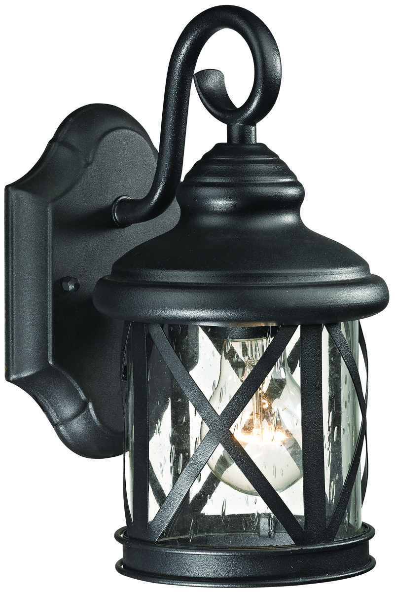 Boston Harbor Lt H01 Lantern Outdoor Wall Light Black 045734636521 1