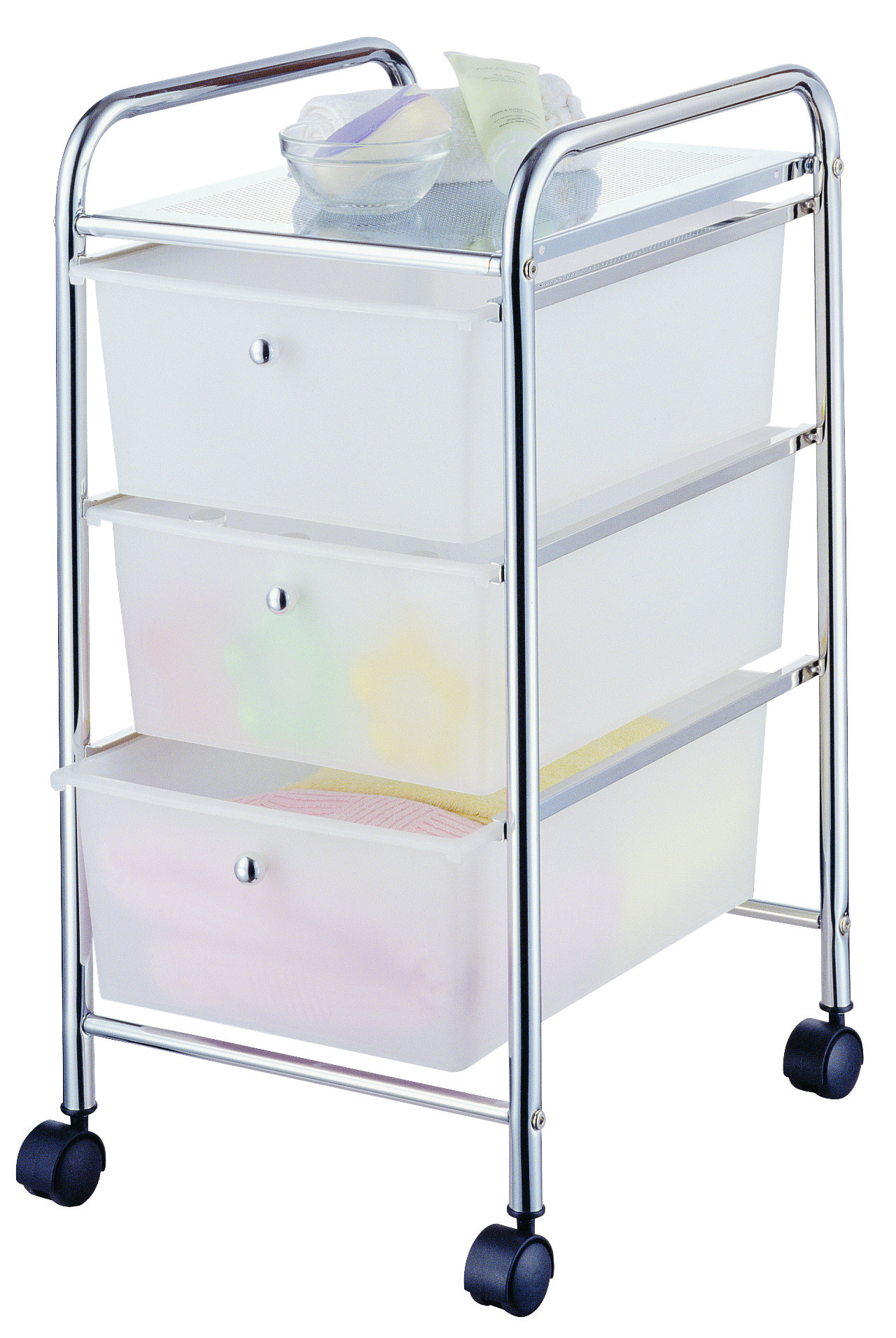on drawer rolling products cart drawers wheels crt storage