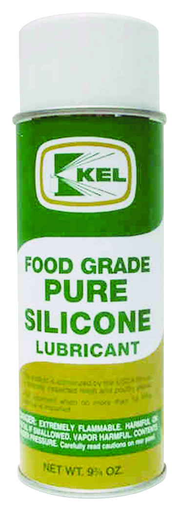 Kel 57100 Food Grade Silicone Lube 9-3/4 Ounce