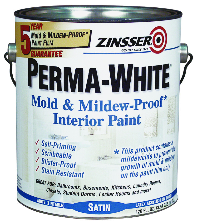 Mildew Proof Interior Paint Gallon Tap To Expand