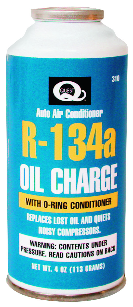Idq Operating 310 Z Quest Charge Oil Auto Ac R134a