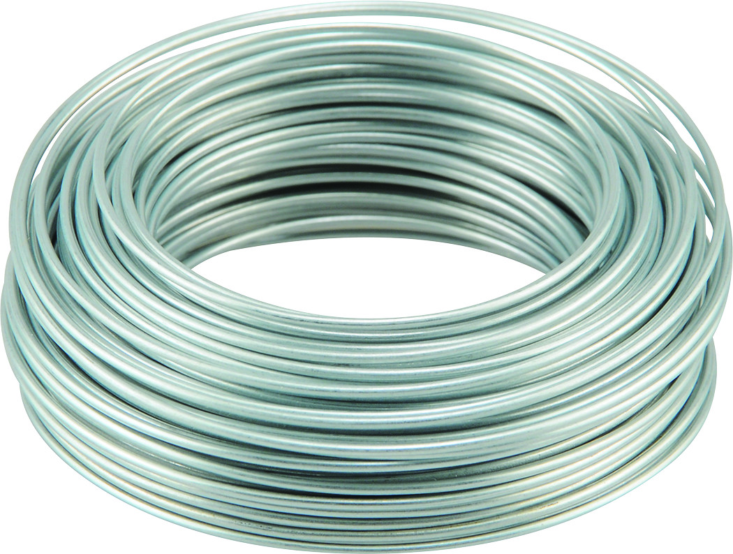 Hillman 50132 Ook Wire Steel Galvanized 19 Gauge 50 Foot ...