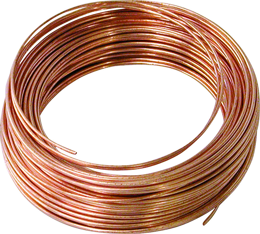 Hillman 50162 Ook Copper Wire 20 Gauge