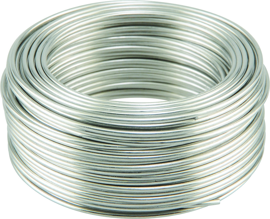 Ook 18 Gauge Aluminum Wire Center 50 Ft Hobby Wire50176 The Home Depot Hillman 50176 Foot 049223501765 1 Rh Hardwareandtools Com Beadsmith