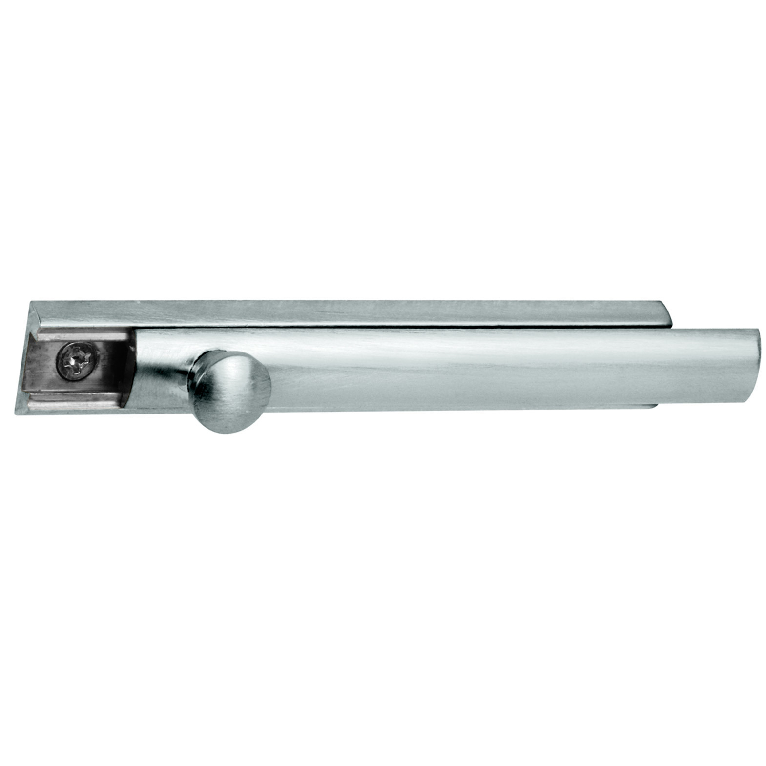 Picture of: Prime Line U10306 Surface Bolt 4 Inch Satin Nickel 049793103062 1