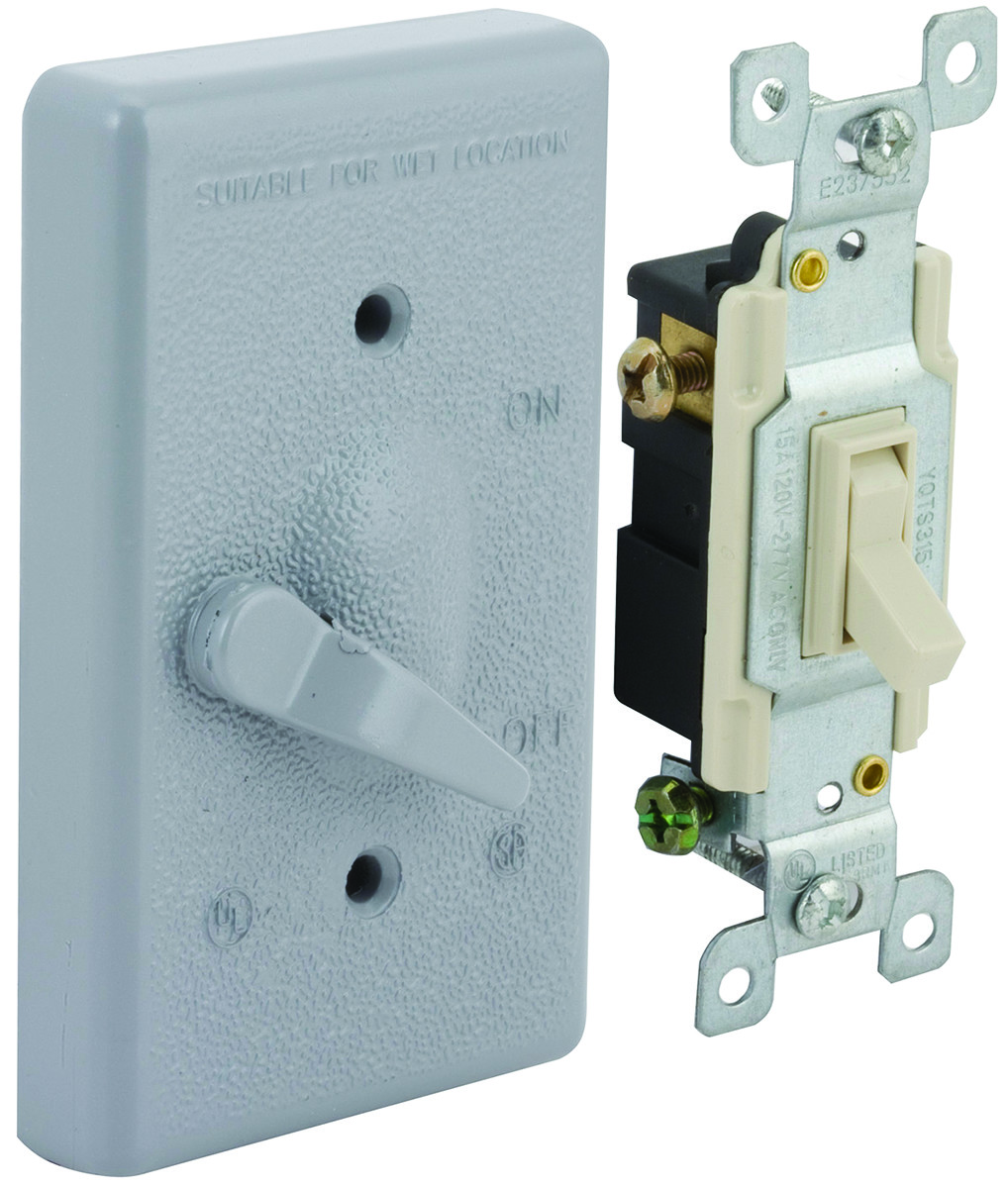 Hubbell Electrical 5141 5 Bell 3way 1gang Switch Lever 050169514153