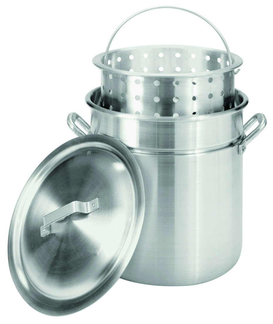 42 Quart Fryer Steamer With Lid Tap To Expand