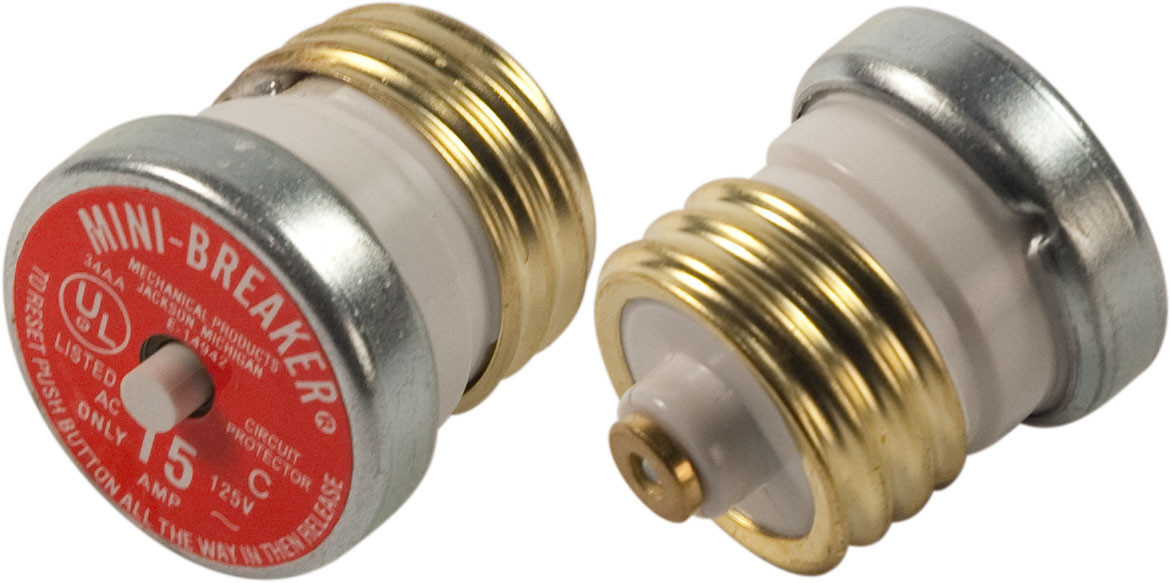 plug type circuit breaker  tap to expand