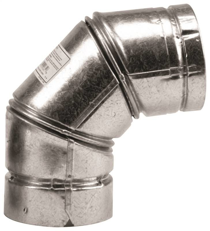 Heating Cooling Venting Stove Pipes Fittings Stove Pipe Galvanized Elbows Selkirk 243231 243230 Vp Pellet Pipe 3 Inch Pellet Stove 90 Degree Elbow