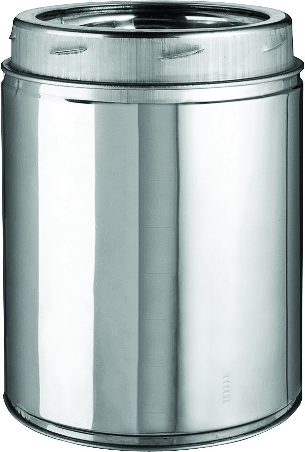 Selkirk 208006 Sure Temp Insulated Chimney Pipe 6 Inch By