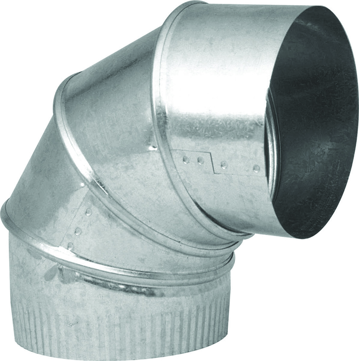 Imperial Manufacturing Gv0308 10 Inch Galvanized Adjustable Elbows 063467110088 1