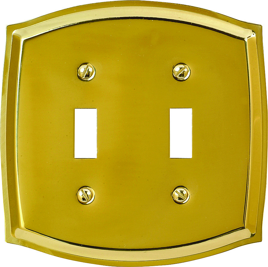 American Tack & Hardware 76TTBR Sonoma Double Toggle Solid Brass ...