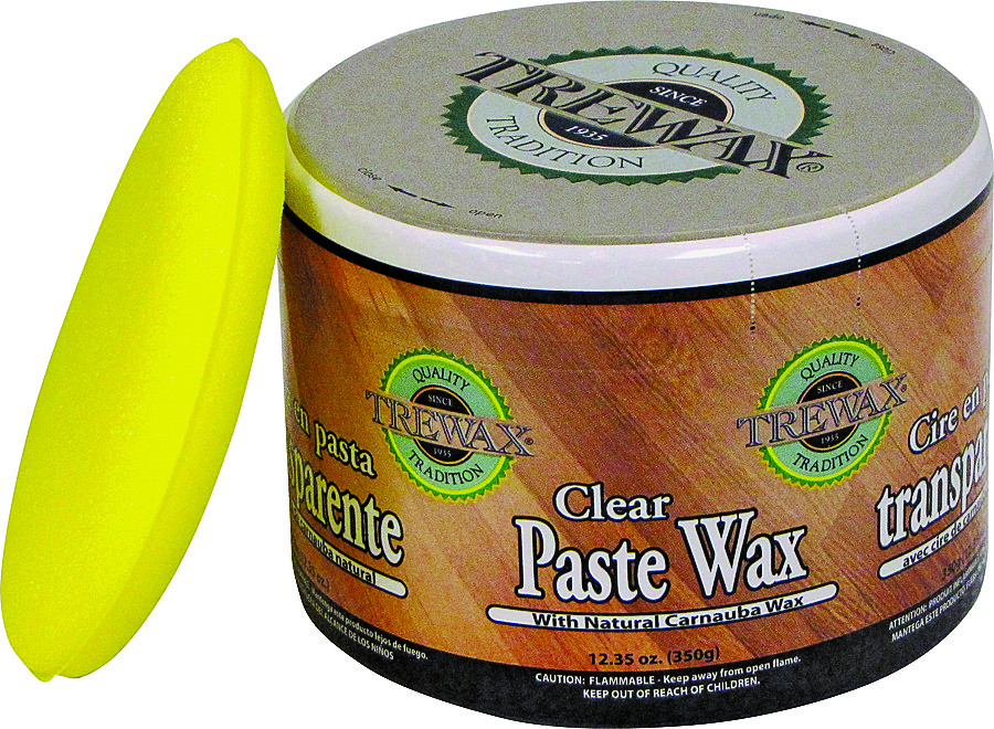 Trewax 887101016 Clear Wood Paste Wax 12 35 Ounce