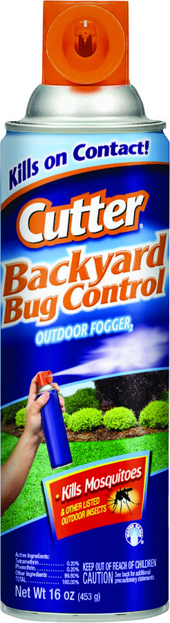 Spectrum HG 95704 Cutter 16 Ounce Backyard Bug Control Fogger