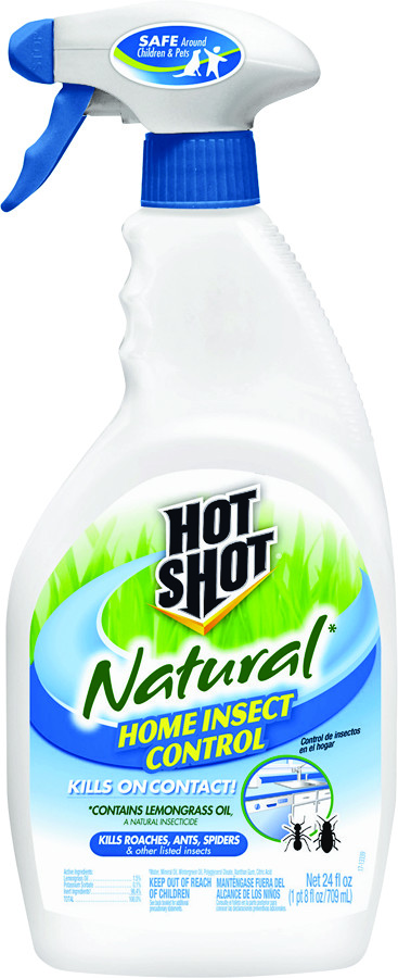 Spectrum HG-95846 Hot Shot 24 Ounce Rtu Hot Shot Hm Insect Killer