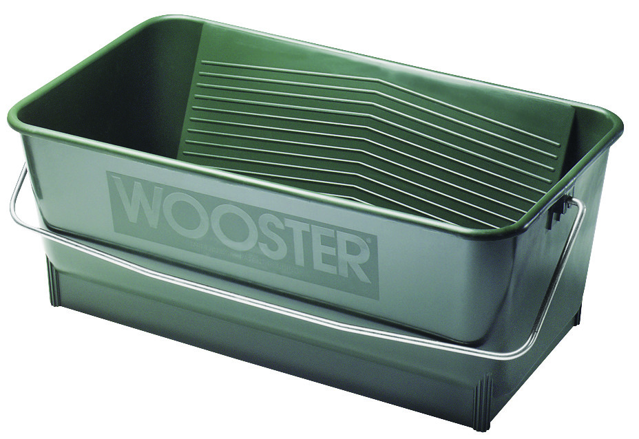 Wooster 8614 Wide Boy 14 By 24 By 10 Inch Wideboy Roller Bucket 071497119285 1