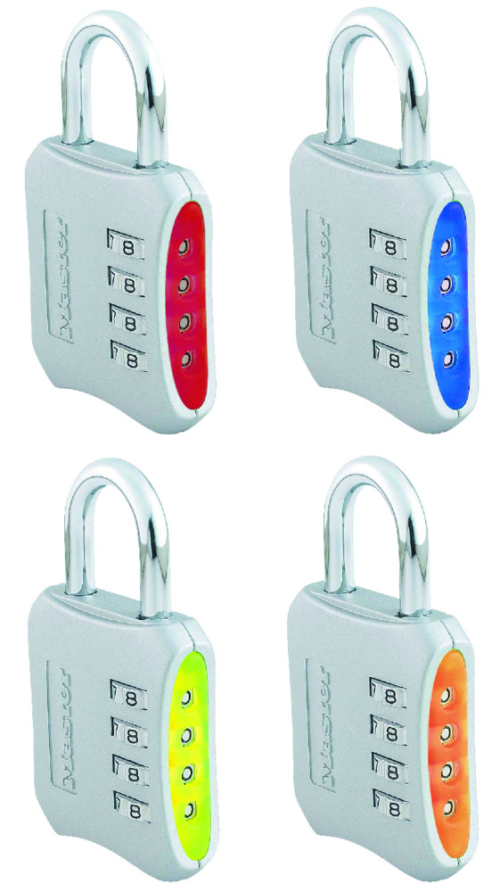 9fa4c001a229 Master Lock 653D Set Your Own Combination Lock
