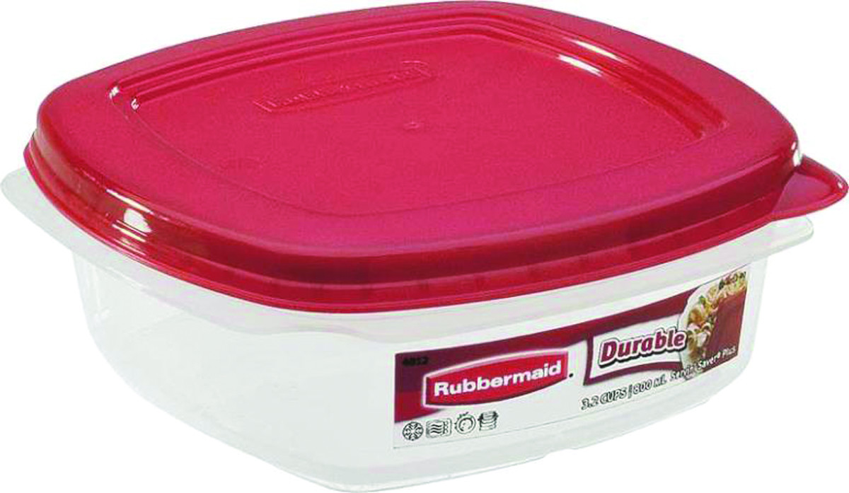 Rubbermaid Home L2 7J60 R2 Easy Find Lids 2 Cup Storage Container