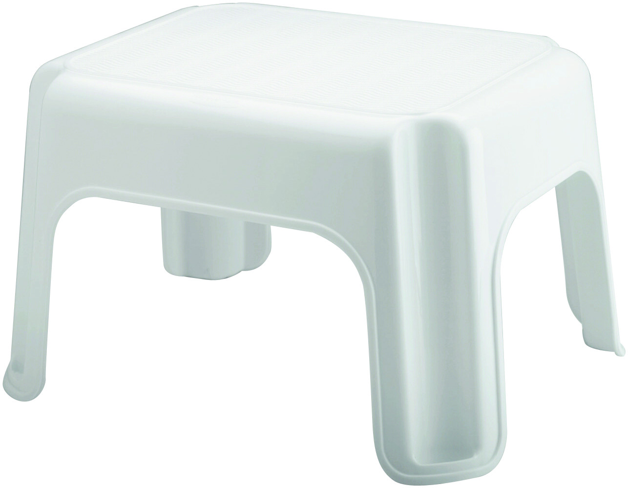 Enjoyable Rubbermaid Home Fg420087Wht Roughneck Stool Step White Utility 300 Pound Pdpeps Interior Chair Design Pdpepsorg