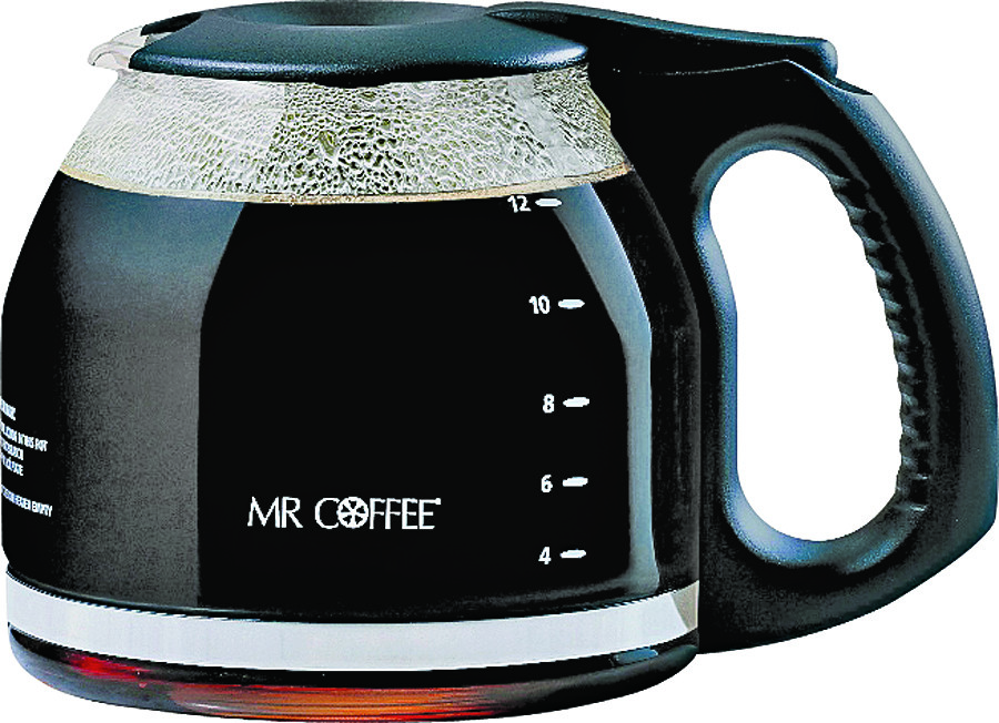 072179226925 Mr Coffee Replacement Carafe Mr Coffee Dr Replacement  Cup Carafe Black