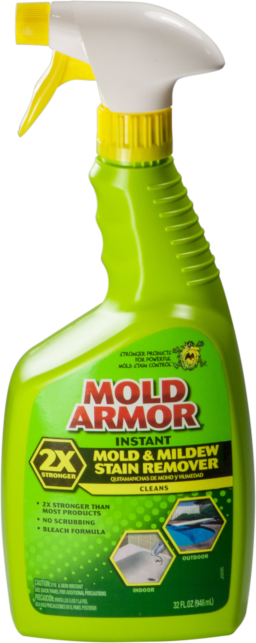 Mold Armor Fg502 32 Ounce Mold And Mildew Stain Remover 075919005026 2