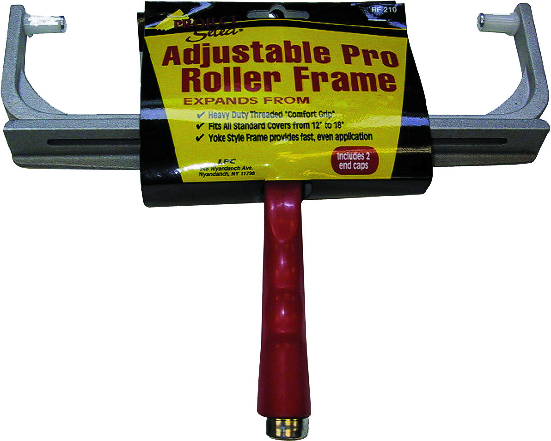 Linzer Rf210 12 To 18 Inch Adjustable Professional Paint Roller