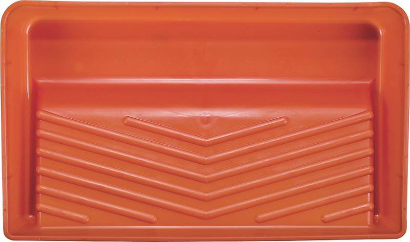 Linzer Rm418 18 Inch Plastic Heavy Duty Paint Roller Tray 077089418156 1