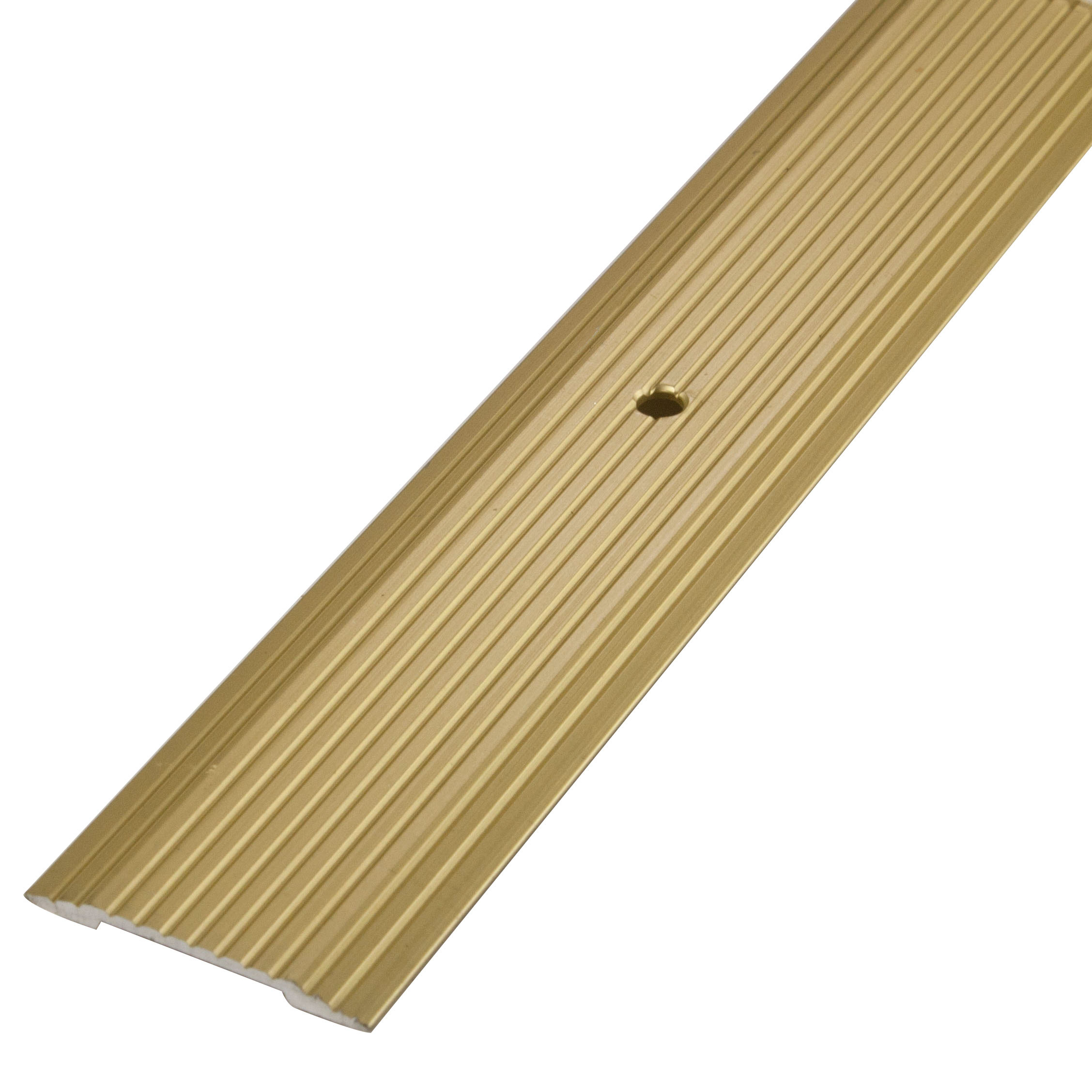 Thermwell HFB Frost King By Inch Gold Seam Binder - 6 inch floor trim