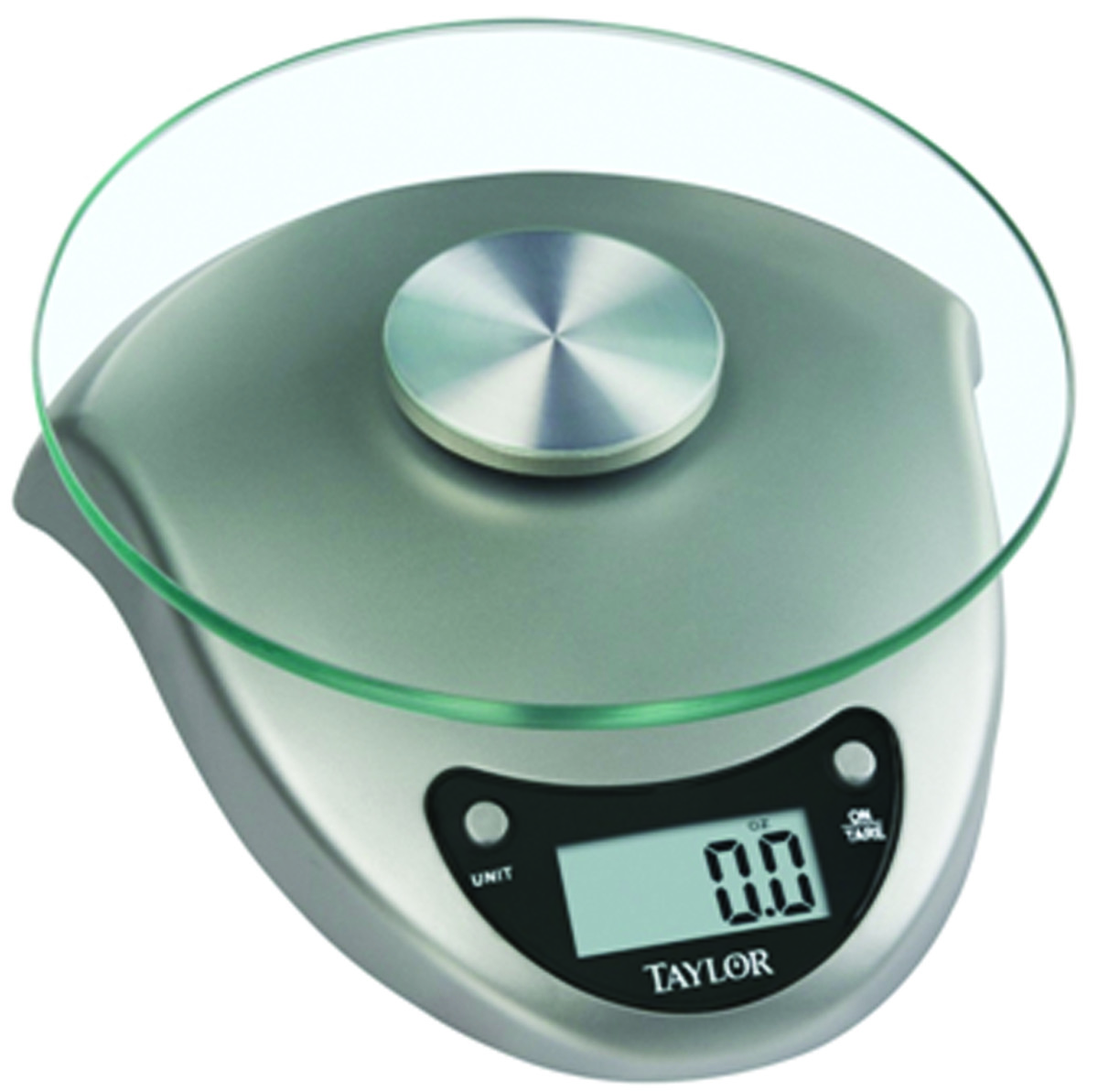 Taylor 3831S Scale Kitchen Silver 6 Pound