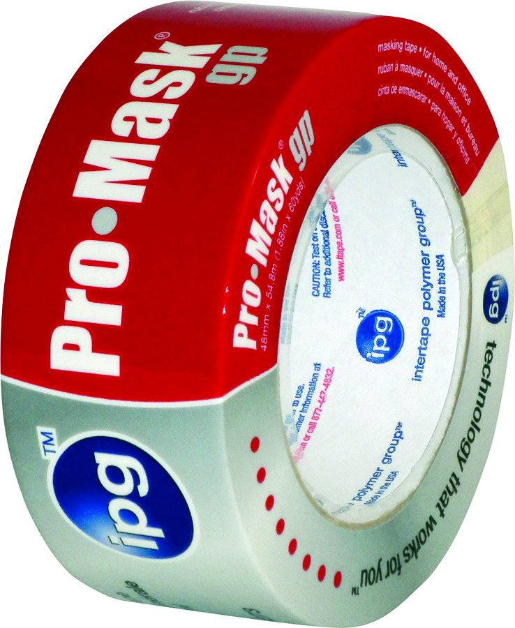 1.41-inch X 60-yard Household Supplies & Cleaning Intertape Polymer Group 9532-1.5 Promask Blue With