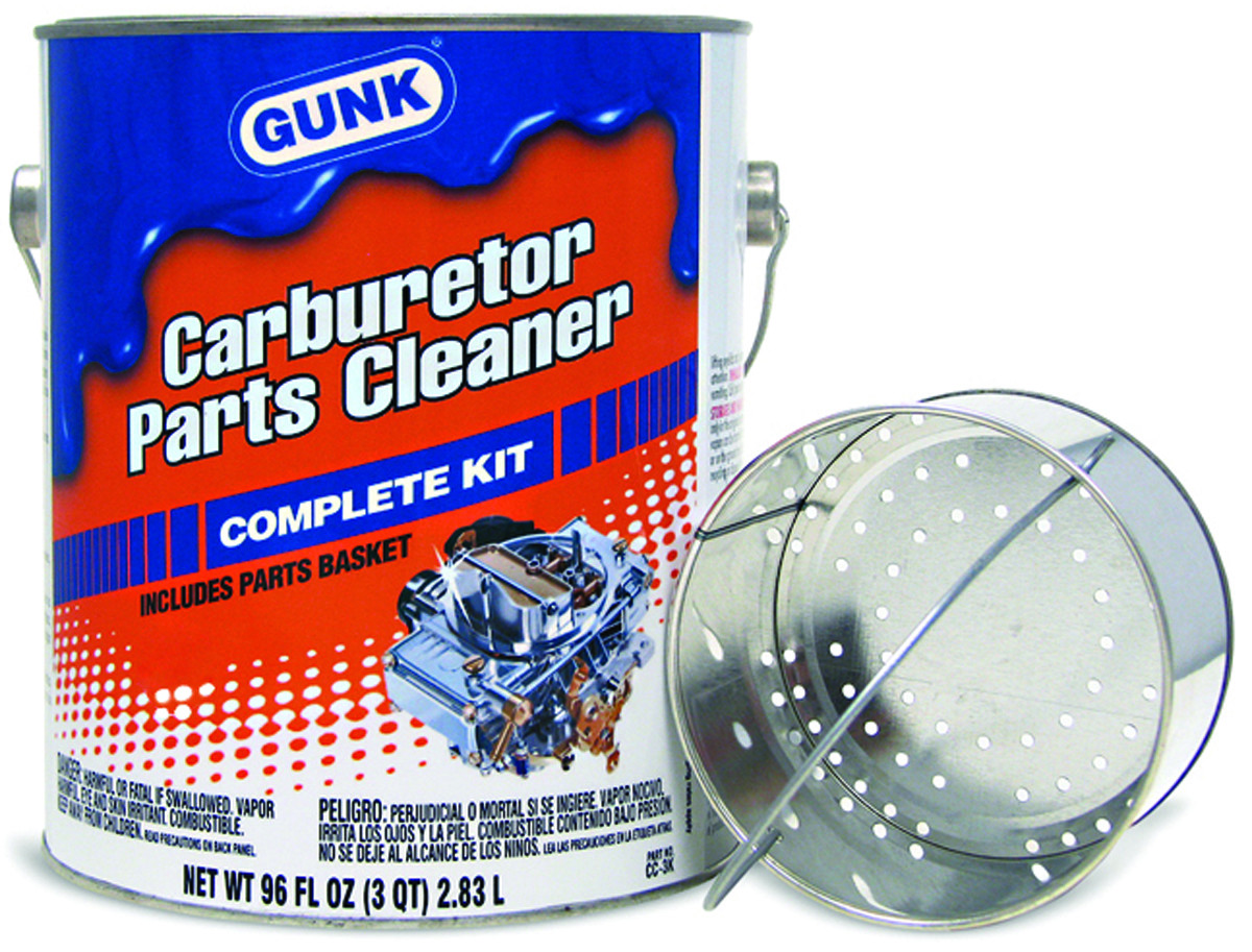 Gunk CC3K 96 Ounce Carb/Parts Cleaner