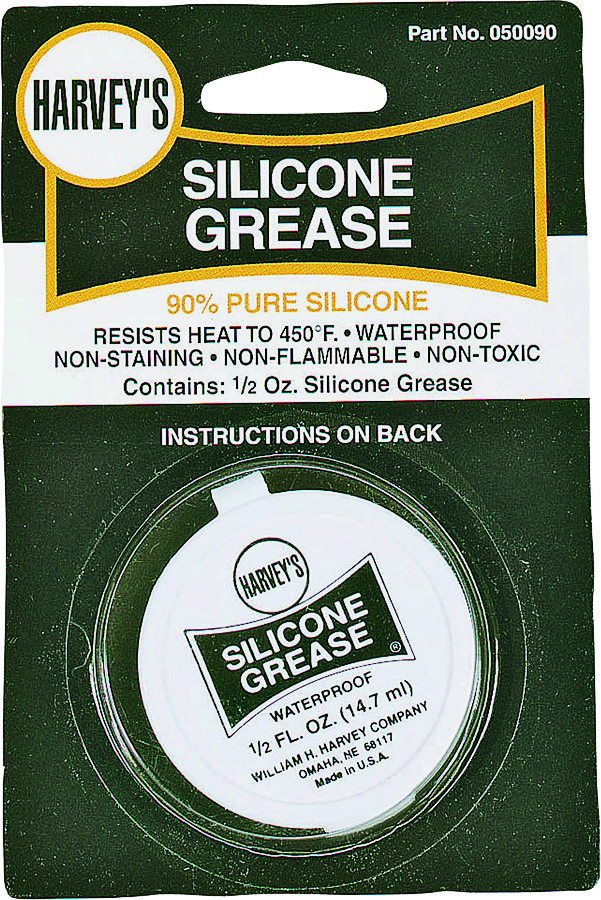 William Harvey 050090 Silicone Grease 1/2 Ounce (078864500905) [1]