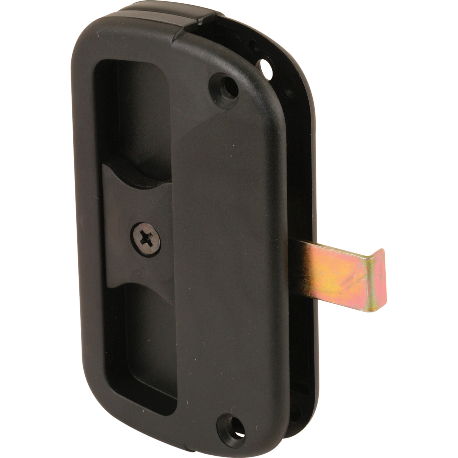 Prime Line A186 121997 Sliding Screen Door Latch And Pull Black 078874129974 2
