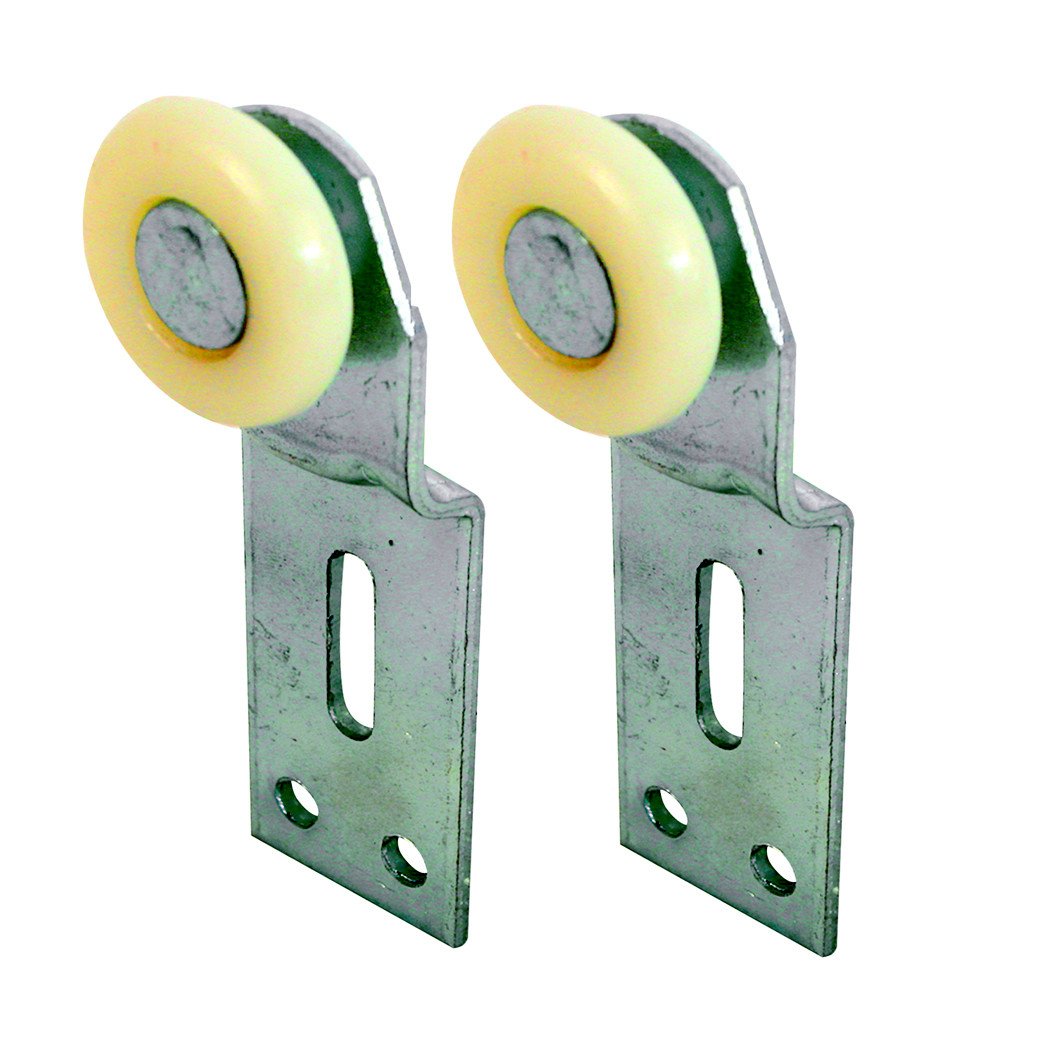 Prime Line N6512 16210f Bypass Door Front Rollers 2 Pack 078874162094 2
