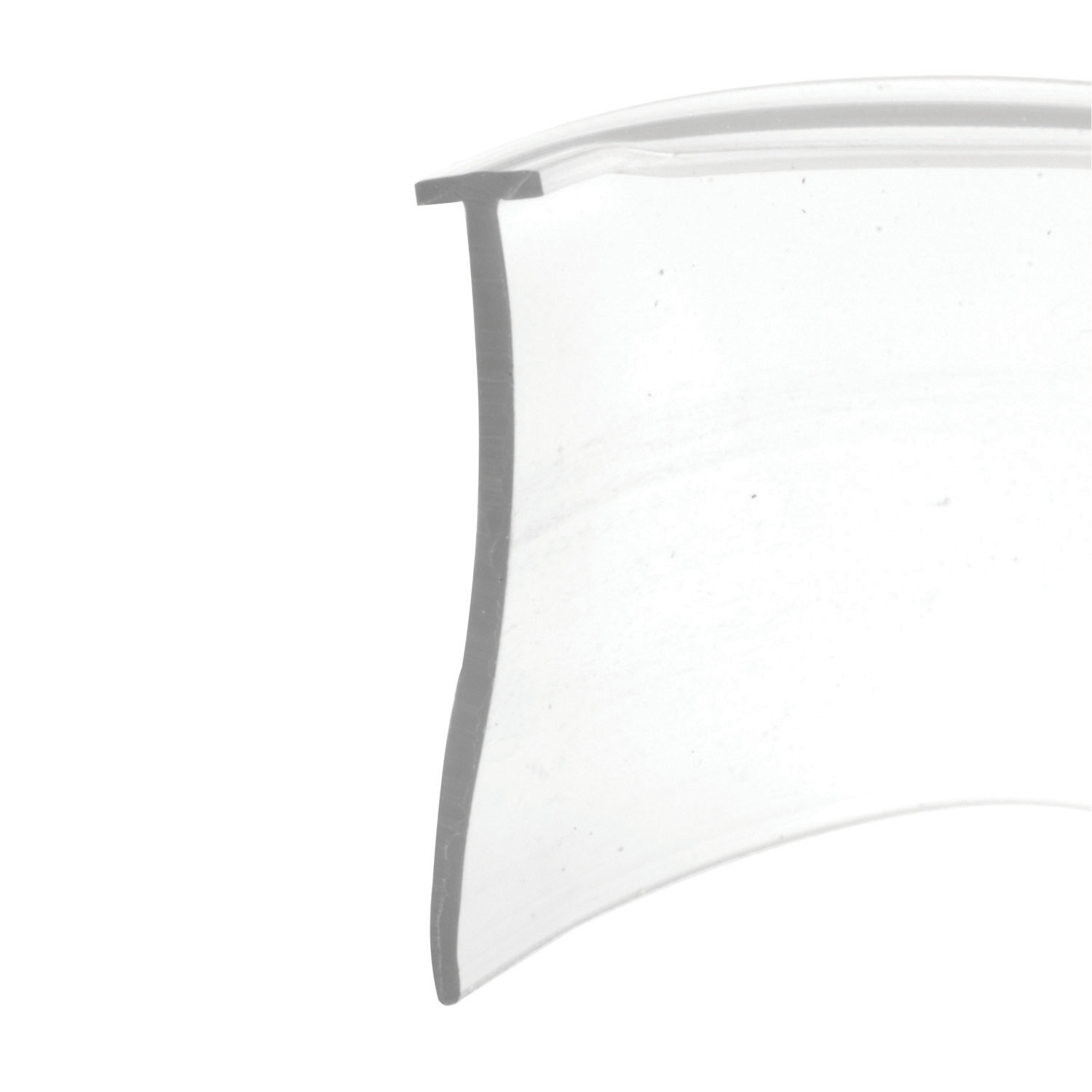 Prime Line M6211 194342 Clear T Shaped Shower Door Bottom Seal